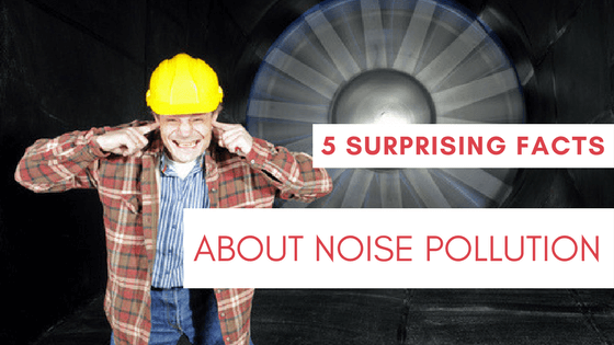 5 surprising facts about noise pollution