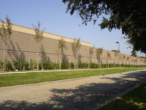 Commercial acoustical wall panel