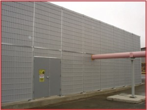 noise absorption wall panels