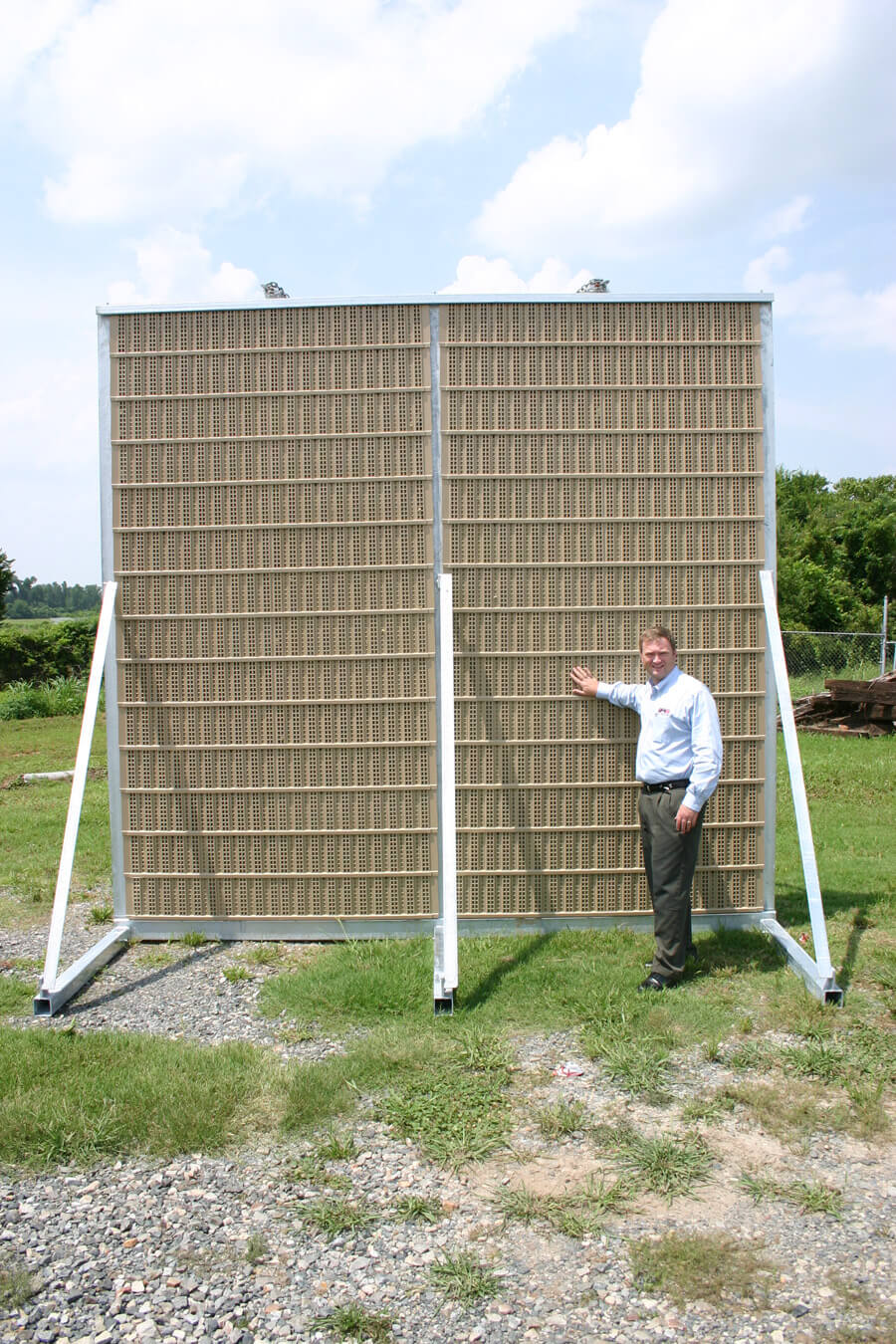 Portable Noise Barrier Panels Mobile Sound Walls Gallery