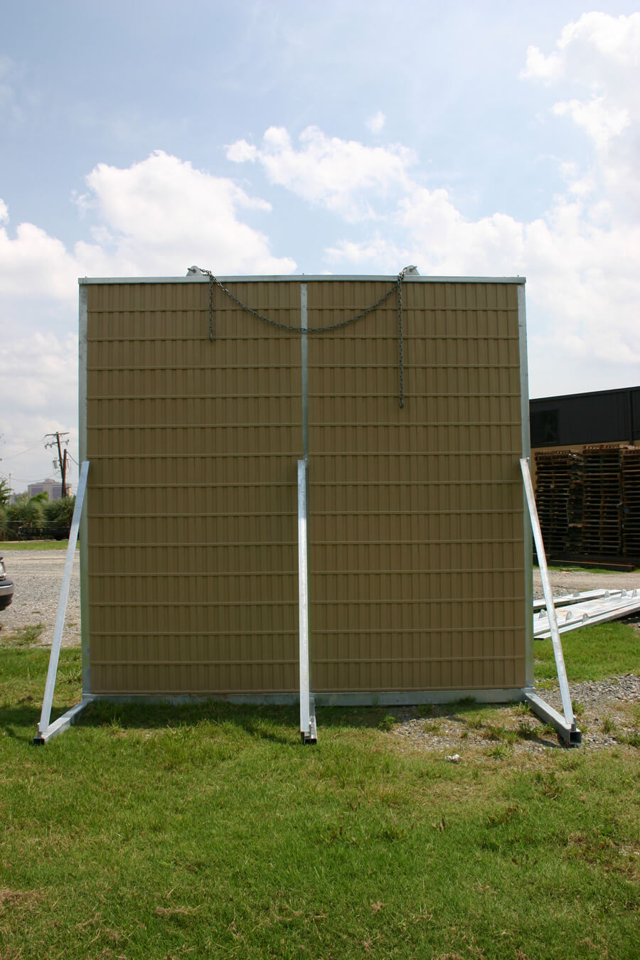 Portable Sound Barrier Walls Lse Mobile Noise Barriers