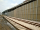 railroad sound barriers