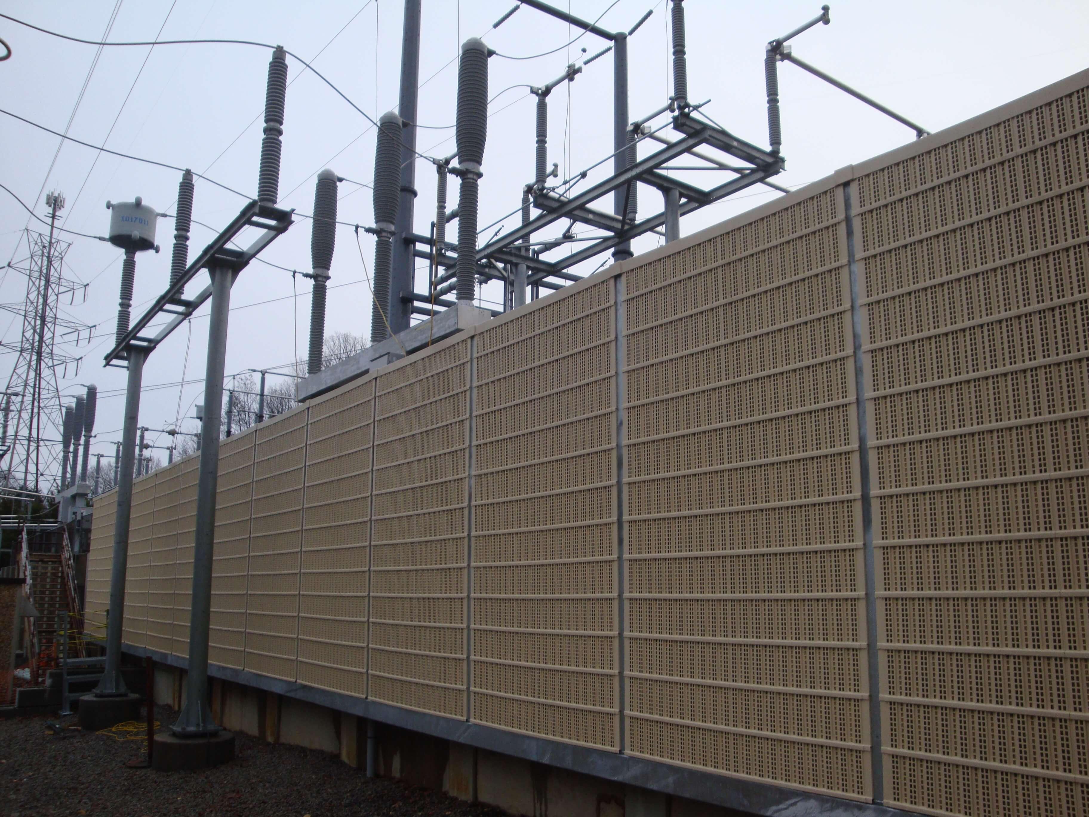 outdoor sound barrier panels outdoor sound wall noise barrier. Black Bedroom Furniture Sets. Home Design Ideas