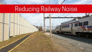 Reducing Railway Noise