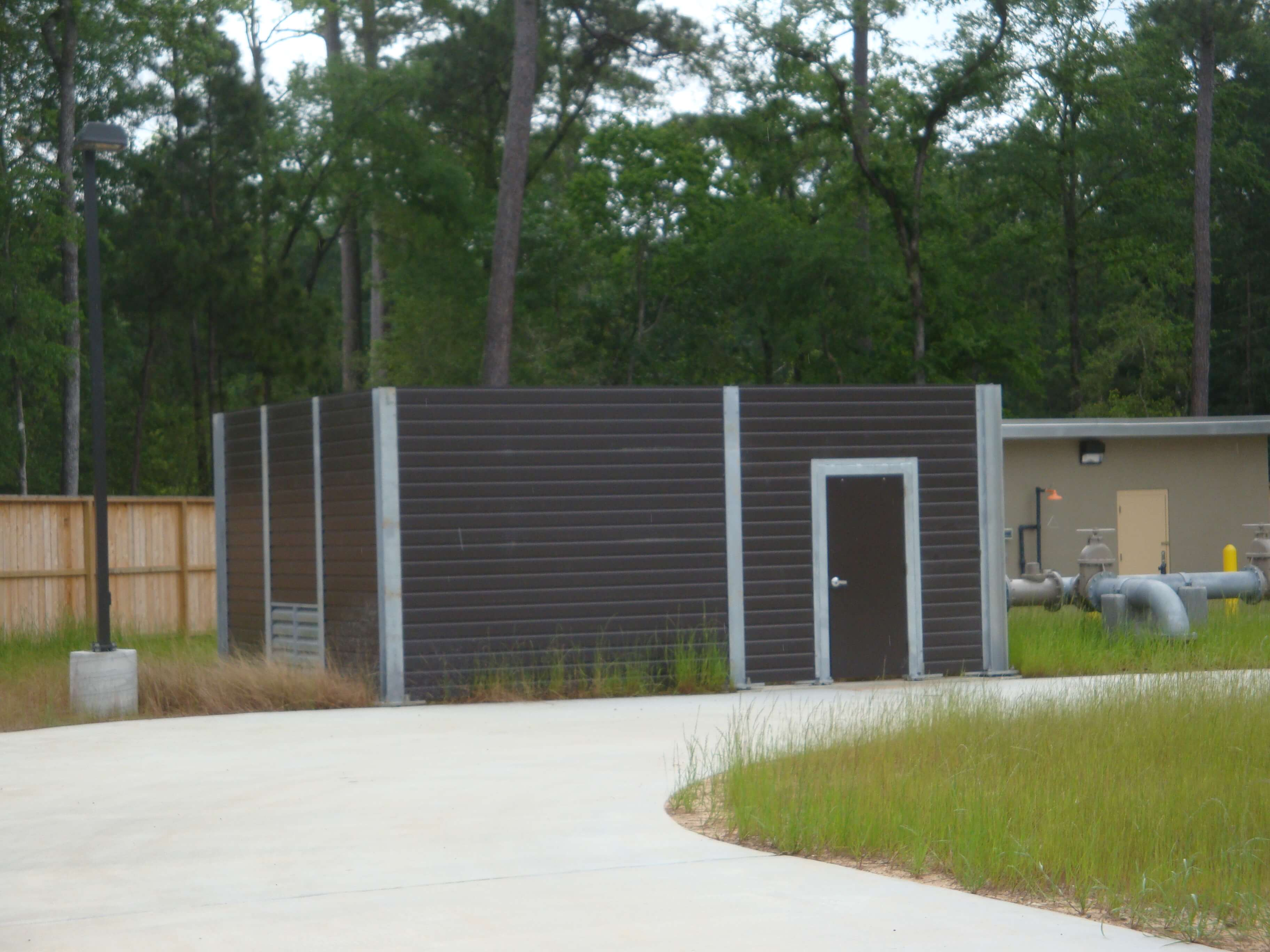 Outdoor Sound Barrier Panels | Outdoor Sound Wall | Noise Barrier